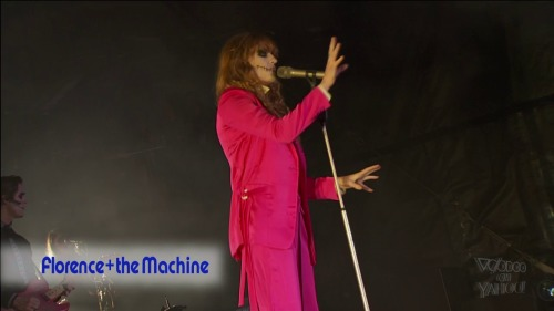 Florence + The Machine - Voodoo Music Live