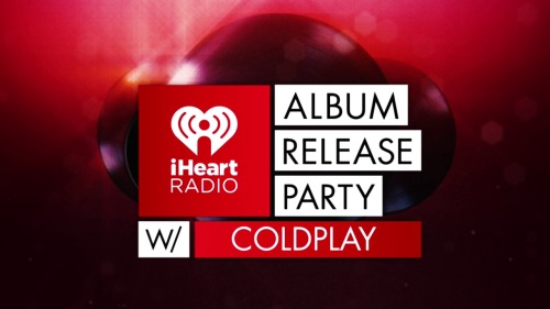 Coldplay - iHeartRadio Theater LA