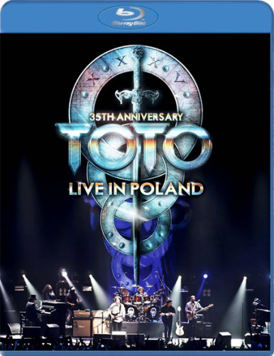 Toto - Live in Poland (35th Anniversary Tour) (2013) BDRip 1080p
