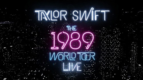 Taylor Swift – The 1989 World Tour