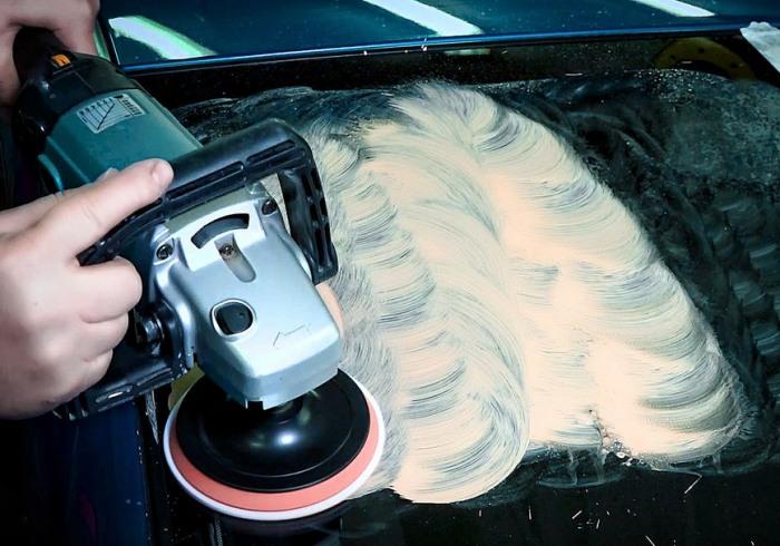 Полировка кузова авто: виды полировки и полиролей