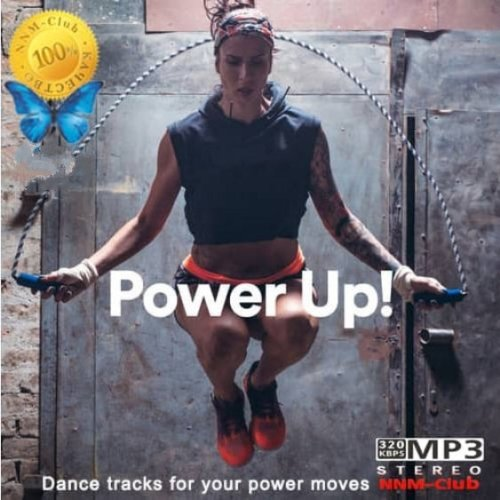 VA - Power Up! (2021)