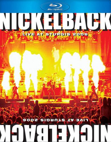 Nickelback - Live At Sturgis (2007) Blu-Ray 1080p