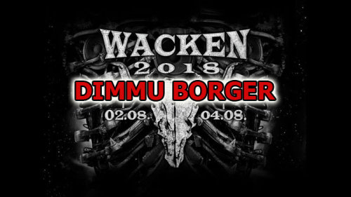 Dimmu Borger - Wacken Open Air (2018) HD 1080p