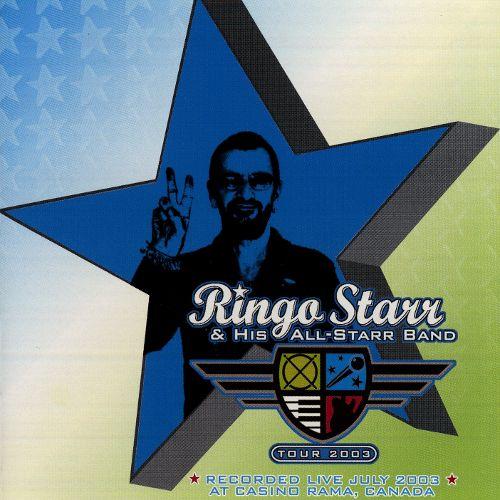 Ringo Starr - Tour 2003 (2018) HDTV