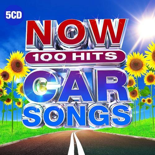 NOW 100 Hits Car Songs 5CD (2019)