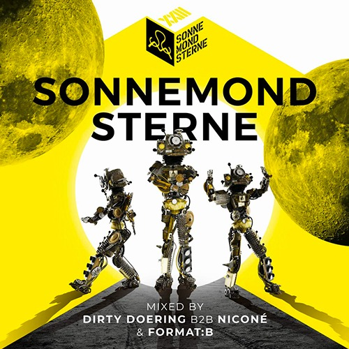Sonne Mond Sterne XXIII Mix By Dirty Doering B2b Nicone, Mix By FormatB (2019)