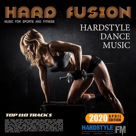 VA - Hard Fusion Hardstyle Music For Sport (2020)