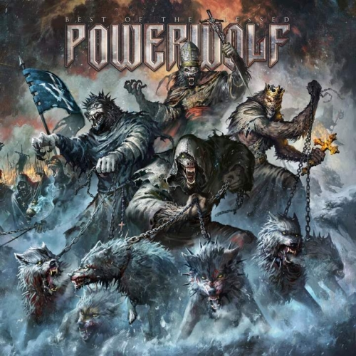 Powerwolf - Best of the Blessed (Deluxe Version, 3CD) (2020)
