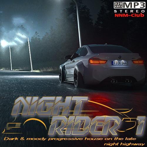 VA - Night Rider 1 (2021)