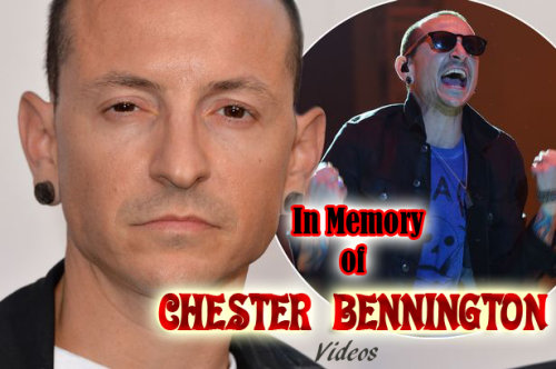 Linkin Park - In Memory Of Chester Bennington (Videos) (2017) HDTV