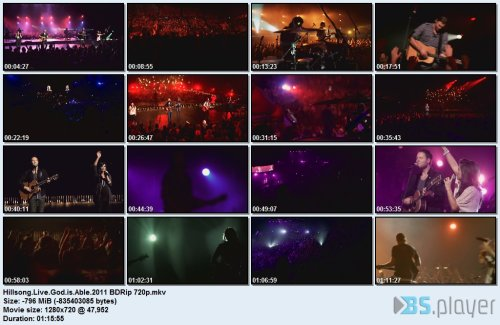 Hillsong  - Live: God Is Able (2011) BDRip 720p