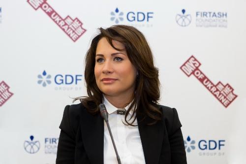 Лада Фирташ жена Дмитрия Фирташа