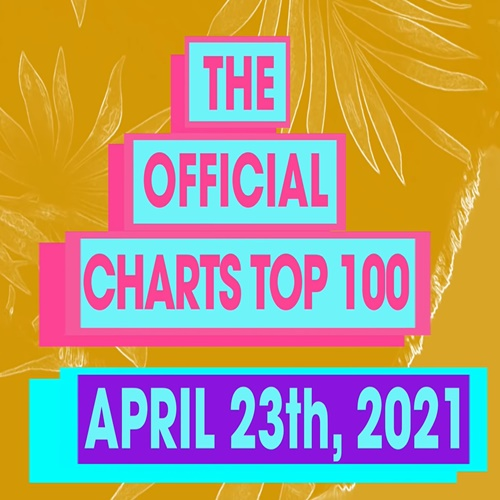 The Official UK Top 100 Singles Chart (23-April-2021)