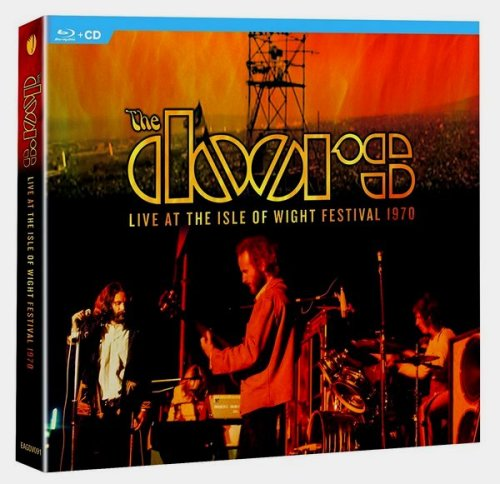 The Doors - Live At Isle Of Wight Festival 1970 (2018) BDRip