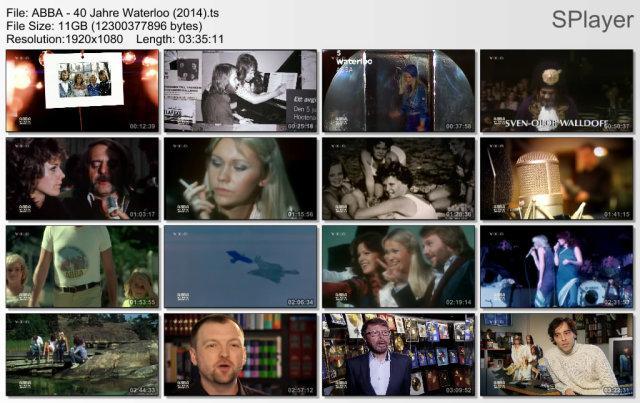 ABBA - 40 Jahre Waterloo (2014) HDTV