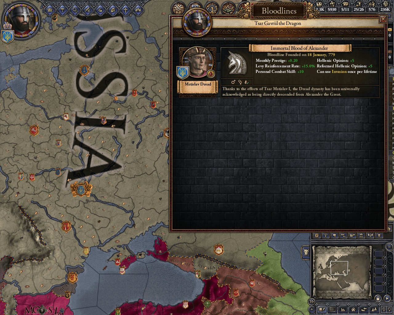 Родословные - Crusader Kings 2 / Крестоносцы 2 - Strategium ru