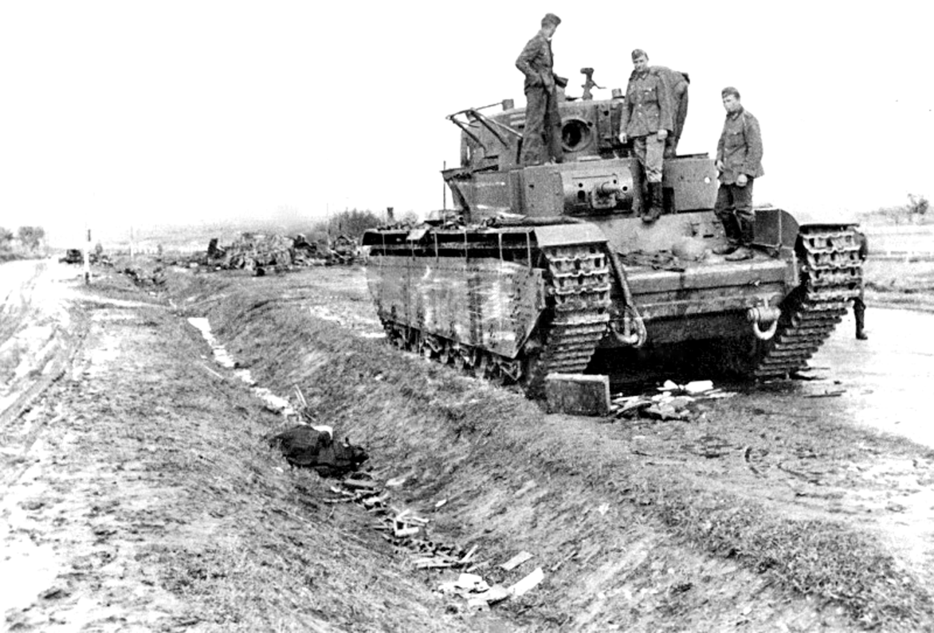 сказать танковое сражение под дубно фотографии оттуда пришел