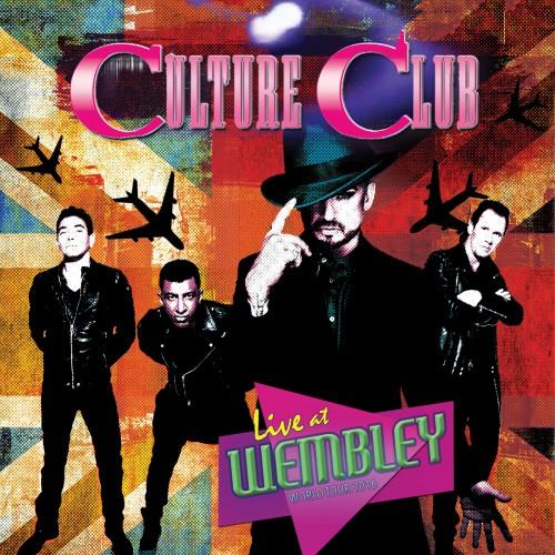 Culture Club - Live At Wembley (2016) Blu-Ray 1080p