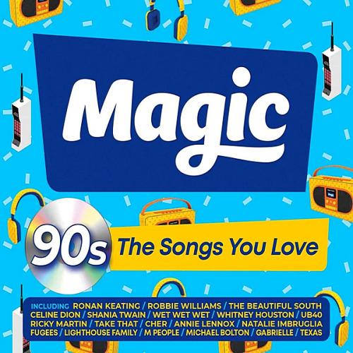 VA - Magic 90's The Songs You Love [3CD] (2020)