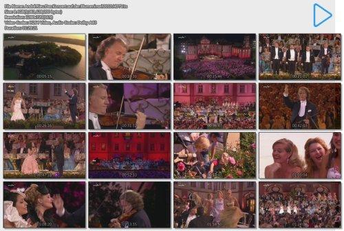ar - André Rieu - Das Konzert auf der Blumeninsel (2010) HDTV